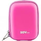 SDV Camera Pouch [SDV-7022] - Crimson Pink - Camera Compact Pouch
